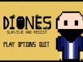Diones: Menu presentation for the game