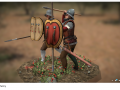 Aragonese Infantry preview