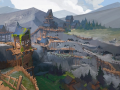 How we spent two weeks to create a concept art for Frozen Flame