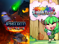 2 cool Pixel Art Games coming to PS4