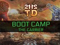 2112TD Boot Camp - The Carrier Walkthrough (Hard Mode)