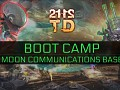 2112TD Boot Camp - Moon Communications Base Walkthrough (Hard Mode)
