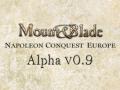 Napoleon : Conquest Europe 0.9 has released!