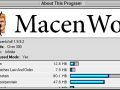 MacenWolf release!