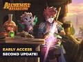 Alchemist Adventure Content Update - The Mysteries of the Homunculi