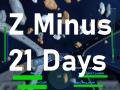 T Minus 21 Days until release!