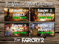 The Vanilla+ Mod Collection - Four Different Flavours of Far Cry 2