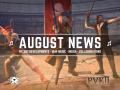 PVKII August News & Media!