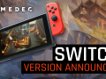 Nintendo Switch Version Announced!