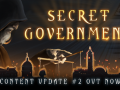 Secret Government gets its second major content update bringing the New World