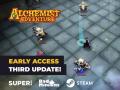 Alchemist Adventure Update - Exploring Isur