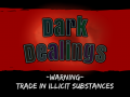 New Release - Dark Dealings