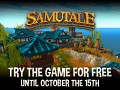 Try SamuTale for free till October the 15th!