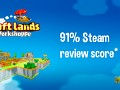 91% Steam Review Score! | Plus Bug Fix/Balancing Update Coming Soon