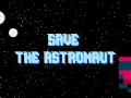 Save The Astronaut Game Announcement