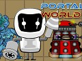 Portals World Survival SandBox Tower Defense Game