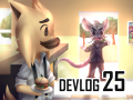 Devlog#25 - Shaping up and Remodelling Levels