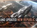Redone Bellator, and New Republic Updates!