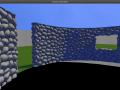 Stone-piled Walls