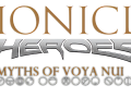 Imminent Release: Bionicle Heroes: Myths of Voya Nui!