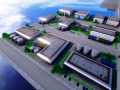 All industrial zones are now completed!
