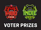 2020 Voter Prizes