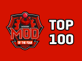 Top 100 Mods of 2020 Announced