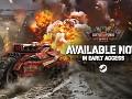 Dieselpunk Wars - Launch
