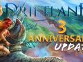 3rd Anniversary Update