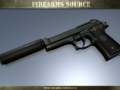 Firearms: Source Weapons Showcase: Beretta 92FS