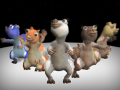 Spore Squirrels! Content Pack Version 1.0 Released!