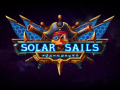 Solar Sails Graphic Logo