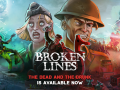 Broken Lines Expansion - The Dead and the Drunk Launches!