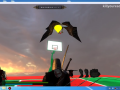 Combined my basketball mod with kungfu and skill