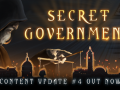 Secret Government gets its Fourth Major Content Update