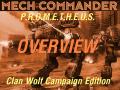 MCG Prometheus - Campaign overview