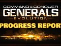 [Generals : Evolution] Progress Report