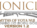 Bionicle Heroes: Myths of Voya Nui 1.2 Definitively Final Release!