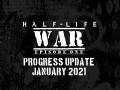 Half-Life: WAR - Progress Update January 2021