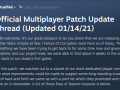 New official patch for EaW + FoC!