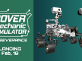 Perseverance Rover is coming to Mars on Feb, 18th!