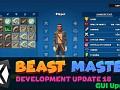 Beast Master - Dev Update 18 - GUI Improvements