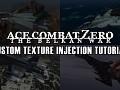 Ace Combat Zero: The Belkan War - Custom texture injection tutorial