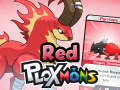 Preview: All Red Ploxmons Cards!