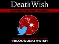 "Blood's ""Death Wish"" creator is on Twitter!"