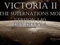 Victoria II: Supernations Mod v. 1.40 - Development Diary 1 [1836-1856]