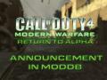 Announcement mod on ModDB