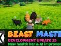 Beast Master - Dev Update 19 - Health Bar & AI Improvements