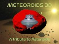 Meteoroids 3D page is now open on Steam!