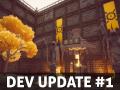 Dev Update #1 | Shy Eye Labyrinth